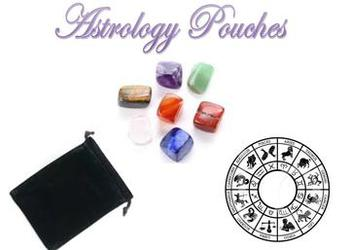 Astrology Pouches