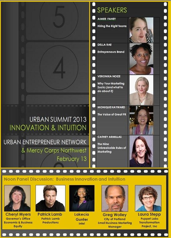 urban summit 2013