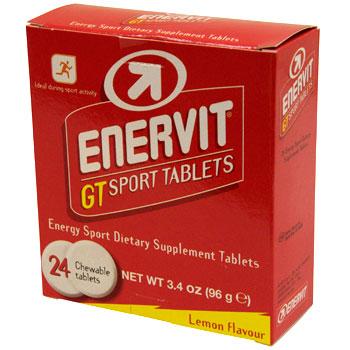 ENERVIT GT Sport Tablets