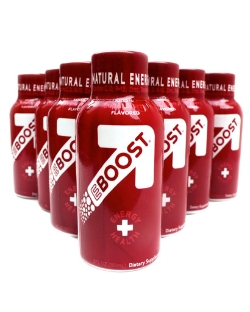 EBOOST Super Berry Liquid Energy Shot