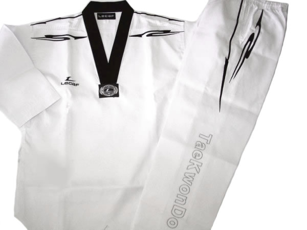 LeCAF Flash Taekwondo Uniform
