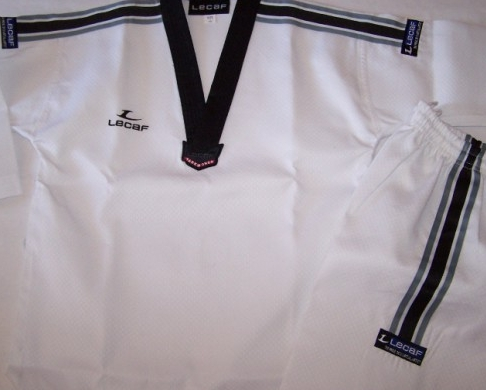 LeCAF Pride Taekwondo Uniform
