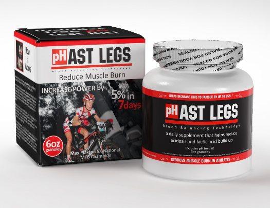 pHast Legs Graules pH Balance