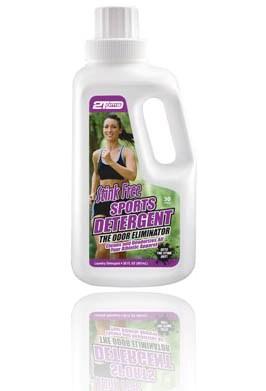 Stink Free Sports Detergent