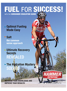 Hammer Nutrition Consumer Education Guide FREE Download