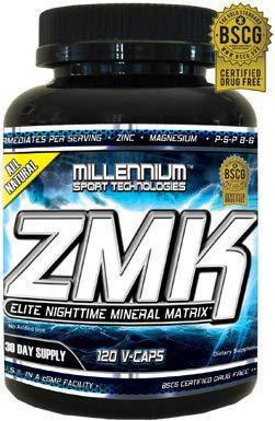 ZMK by Millennium Sport Technologies