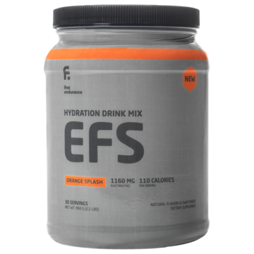 First Endurance EFS New & Improved
