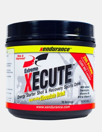 Extreme Endurance XECUTE Energy and Recovery Drink