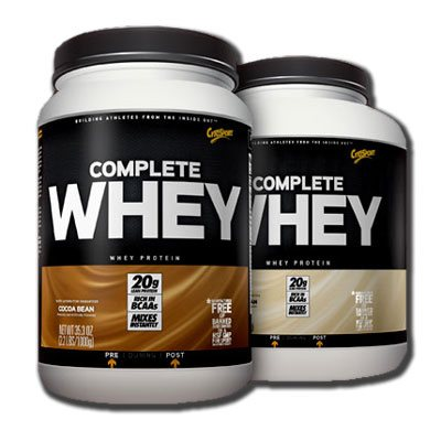 CytoSport Complete Whey Protein 2.2lb