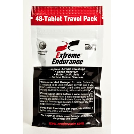 Extreme Endurance 48 Tablet Travel / Trial Pack