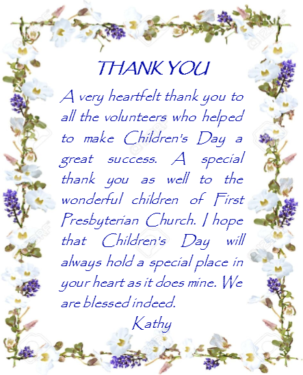 Thank you letter from pastor to congregation carnavalsmusic thank thecheapjerseys Image collections