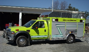 Emergency Response Vehicles Rescue