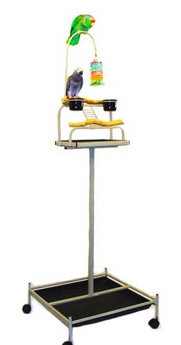 Mango Pet Power Tower playstand for pet birds