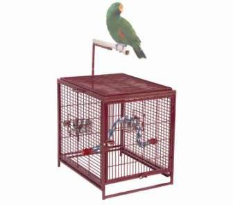 Avian Adventures Poquito Avian Hotel pet bird travel carrier