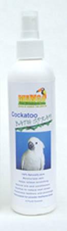Mango Cockatoo Bath Spray