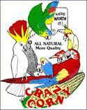 Crazy Corn logo