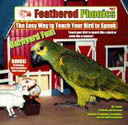 Feathered Phonics CD Vol 3 - Barnyard Fun animals sounds to teach your bird