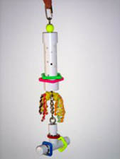 Forever Bird Toys Heavy Duty Bell Boy with Swinging T bird toy