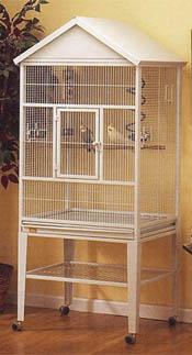 Avian Adventures Loro-flight aviary style bird cage