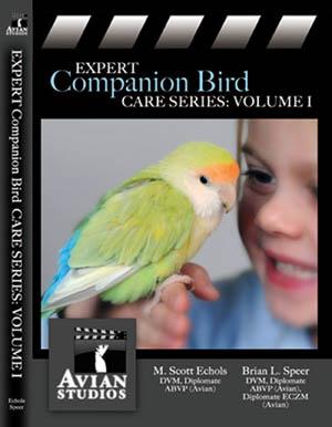 Expert Companion Bird Care Series - Vol 1