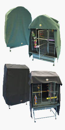 Cozzzy Bird Cage Covers - Universal Styles