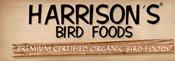 Harrisons Bird Food Logo