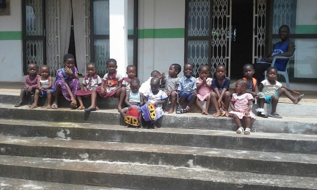 Children of Students @ Daycare.