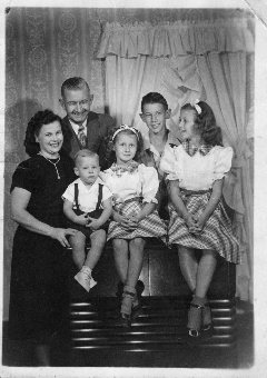 A.M. Overton and Family
