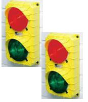 Red & Green Communication Light