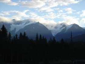 Girdwood Alaska's Upper Valley