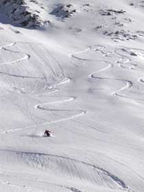 Girdwood AK Skiing
