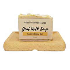 Castile Goat Soap