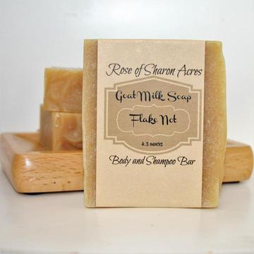 Flake Not Shampoo Bar from Rose of Sharon Acres