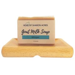 Lavender Goat Milk Soap - Rose of Sharon Acres