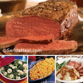 steak dinner for New Yorkers