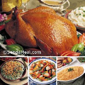 Turkey Dinner in New York