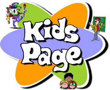 Kid's Fun Page