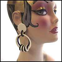 antique art deco vintage costume jewelry earrings pins brooches necklaces bracelets cufflinks