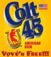 Colt 45 American Beer Voye'm Free