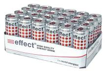 effect® energy drink case