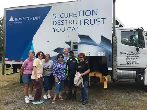 Community Paper Shredding Event!