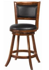 24 Inch Bar Stool - Swivel Bar Stools - Wood Bar Stools - LaPorta Furniture - Discount Online Furniture Store