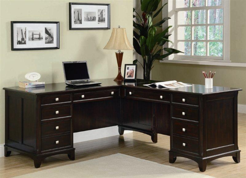 L shaped desk home office Custom Shaped Office Desk Home Shaped Desk Home Office Furniture Discount Online Laporta Furniture Company Grayson Shaped Office Desk