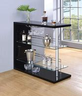 Contemporary Home Bars - Home Bars Cheap - 3 Piece Bar Set - LaPorta Furniture - Online Discount Furniture Store
