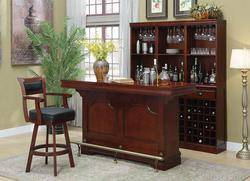 Best Home Bars - Home Bar with Sink - Home Wet Bar - LaPorta Furniture Company - Discount Online Furniture Store