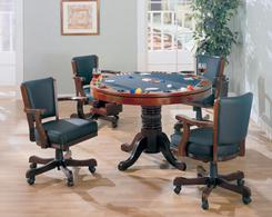 Game table sets for less at LaPorta Furniture - Discount Game Tables - Affordable Pub Sets - Discount Online Furniture Store
