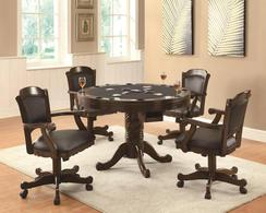 Game Tables - Bumper Pool Tables - Solid Wood Game Tables - Game Tables and Chairs - Discount Online Furniture