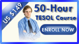 how to get my tesol certification