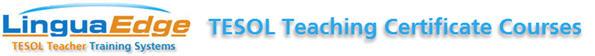 Online TESOL TEFL TESL Certificate
