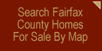 Search Fairfax County Homes By Map